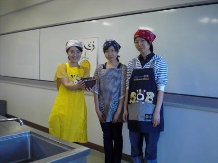 岡元さんと金川さん