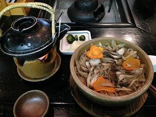 嶽温泉 山のホテルでマタギ飯を頂きました!