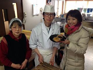 取材にご協力頂きました石田さんご一家。ありがとうございます。