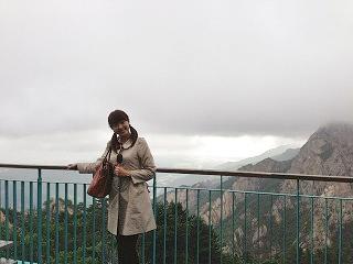 展望台からの眺めは最高でした(^^)