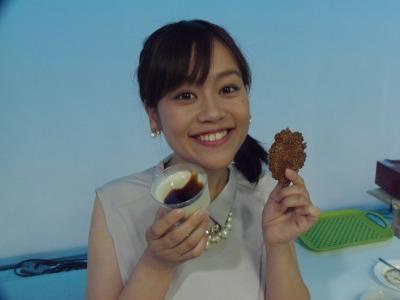 豆腐とゴマのブランマンジェ♪ゴマクッキーもおいしいー!!