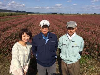 鶴谷さんと谷川正さん。 ありがとうございました。
