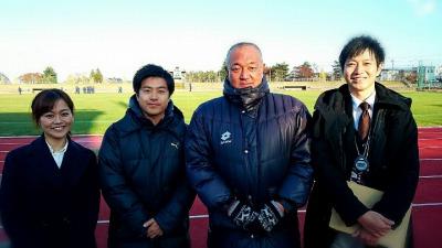 解説の長谷川先生と!わかりやすいご説明をありがとうございました♪