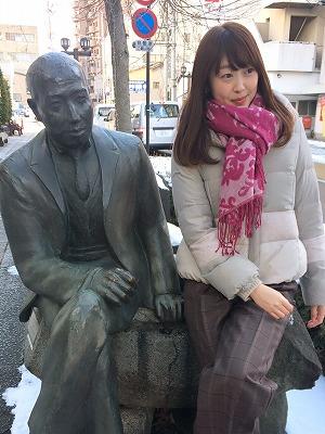 宮澤賢治像