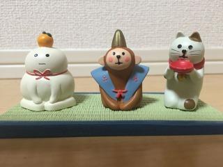 一目ぼれして買った縁起物(^^)自宅に飾っています。