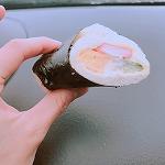 その名も恵方巻きパン!!