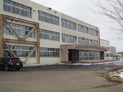 釧路市立美原中学校