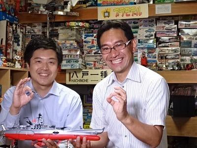 190622 八戸市おもちゃコレクター安田勝寿さん
