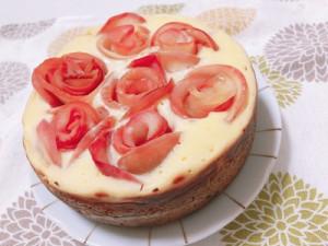 バラケーキ